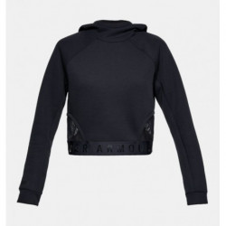 BUZO UNDER ARMOUR UA MOVE LIGHT CROP HOODIE MUJER