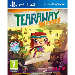 TEARAWAY: UNFOLDED JUEGO PS4