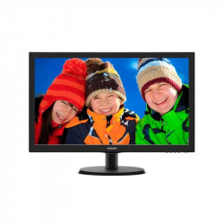 Monitor Full Hd Led 22 Philips 223v5lhsb2/55 Hdmi Nuevo Ingreso