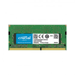Memoria Crucial Ddr4 4gb 2666mhz (pc4-21300) Cl17 Sodimm (ct