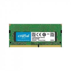 MEMORIA CRUCIAL DDR4 8GB 2666MHZ (PC4-21300) CL19 SODIMM SRX8 (CT8G4SFS8266)