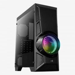 Gabinete Aerocool AeroEngine RGB Mid Tower