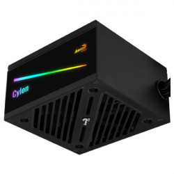 Fuente Aerocool Cylon 700W RGB 80 Plus Bronze
