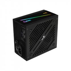 Fuente Aerocool Cylon 600W RGB 80 Plus Bronze