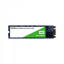 Disco Ssd Wd 240Gb Green Sata 3 3D M2