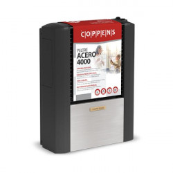 Calefactor Coppens Peltre Acero 4000 Cal Tb Salida Izquierda