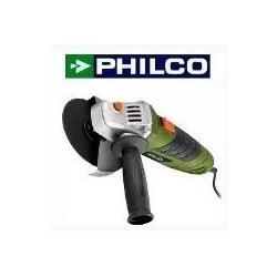 amoladora 710w philco