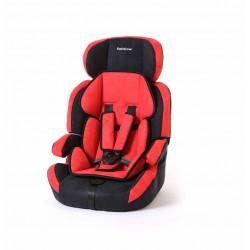 Butaca Con Booster Bebé Para Auto Rainbow Jolie Rojo