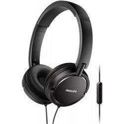 Auricular Philips estilo DJ (SHL5005/00)