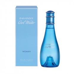 Perfume Mujer Davidoff Cool Water Edt X 100ml