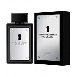 Perfume Hombre Antonio Banderas The Secret Edt 100ml