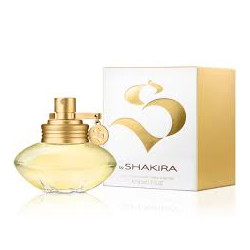 Perfume Mujer S By Shakira Edt 80ml