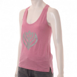 MUSCULOSA TEAM GEAR FLOR MUJER