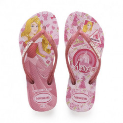 OJOTAS HAVAIANAS KIDS SLIM PRINCESS DISNEY