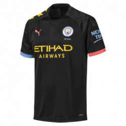 CAMISETA PUMA MCFC MANCHESTER CITY AWAY SS