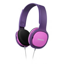 Auriculares On Ear Kids SHK2000PK/00