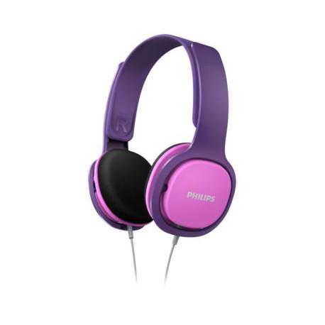 Auriculares On Ear Kids SHK2000PK/00
