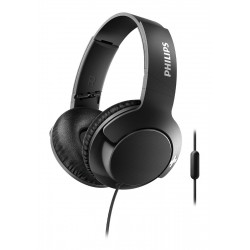 Auriculares Over Ear Philips línea BASS + SHL3175BK/00