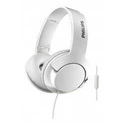 Auriculares Over Ear Philips línea BASS + SHL3175WT/00