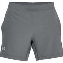 SHORT UNDER ARMOUR UA QUALIFIER SPEEDPOCKET 2-N-1