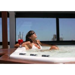 Día de Spa Energy con Almuerzo en Ros Tower Hotel Rosario