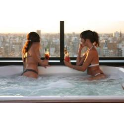 Spa Energy para 2 con Almuerzo en Ros Tower Hotel Rosario