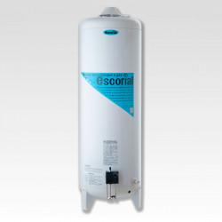 TERMOTANQUE ESCORIAL 120LTS M-GAS C/SUP. DE COLGAR BLANCO