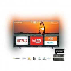 """SMART TV 55"""" UHD 4K PHILIPS PUG6703/77"""