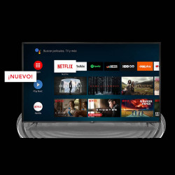 "SMART TV 55"" RCA X55ANDTV 4K UHD HDR LED ANDROID TV"
