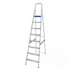 Escalera de aluminio 8 peldaños Mor