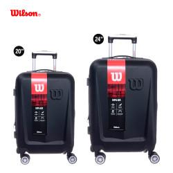 Set 2 Valijas abs negra Wilson