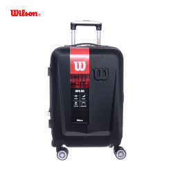 "Valija abs negra mediana 24"" Wilson"
