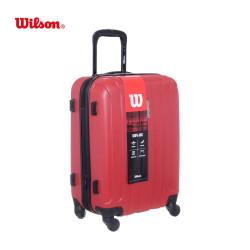 """Valija Mediana Wilson 24""""- 4 Ruedas Rojo"""