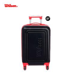 Valija ABS negra 19¨ Wilson 1710