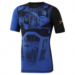 REMERA REEBOK OST SS COMP TEE PRINTED