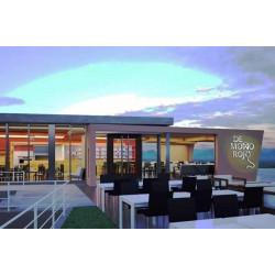 Cena en De Moño Rojo Grill & Bar en San Juan