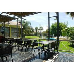 Almuerzo en Solar del Syrah San Juan