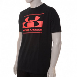 REMERA UNDER ARMOUR BLOCKED SPORTSTYLE