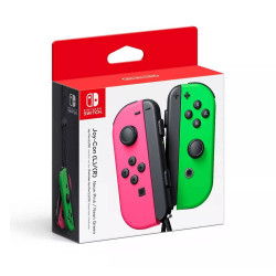 JOYSTICK NINTENDO SWITCH JOY-CON NEON PINK/NEON GREEN