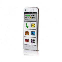 Celular Smartphone Spanky Fácil 4G Ideal Adultos Mayores EXO