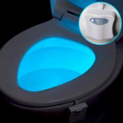Luz LED de Toilette Automatica