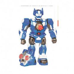 5767 ROBOT ADAR radio control con luz y sonido azul