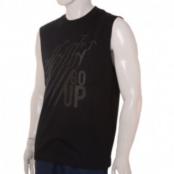 MUSCULOSA TOPPER GO UP