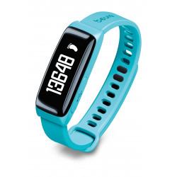 Reloj Beurer As81 Sensor De Actividad Y Sueño C/ Bluetooth Turquesa