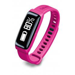 Reloj Beurer As81 Sensor De Actividad Y Sueño C/ Bluetooth Rosa