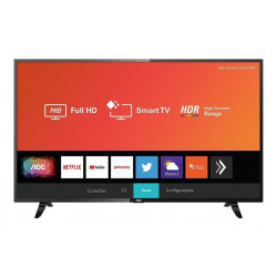 Smart Tv Led 32 Pulgadas Hd Aoc Hdr Hdmi Tda Wifi 32s5295