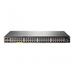 Switch HP Aruba 2930F 48G POE+ 4SFP 48 Puertos