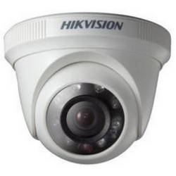 Cámara IR Interior HikVision Domo 1MP HD720p