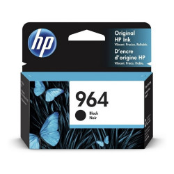 Cartucho Original HP 964 Color Negro