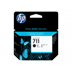Cartucho HP 711 NEGRO 80ML